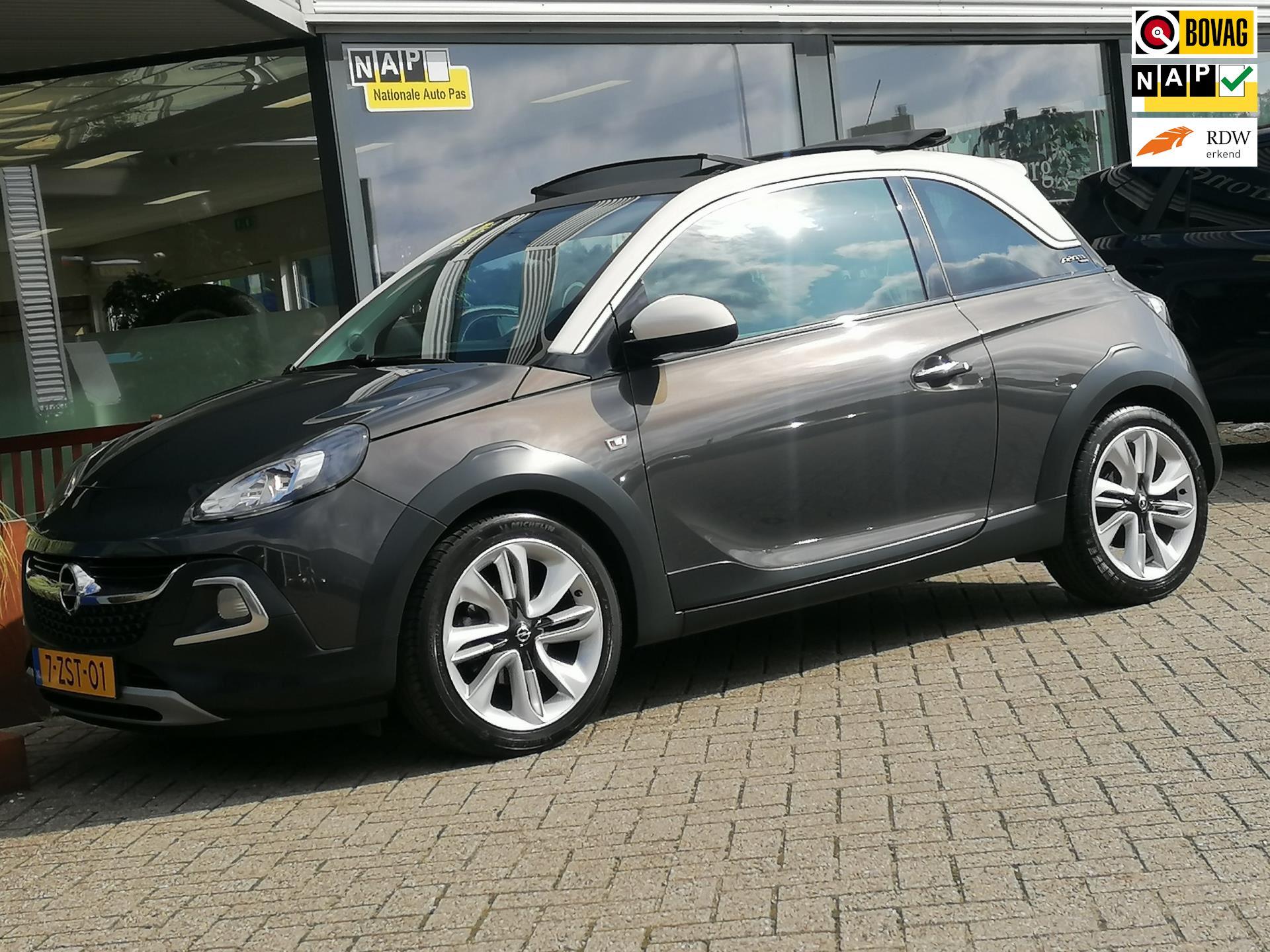 Opel ADAM occasion - Kronenburg