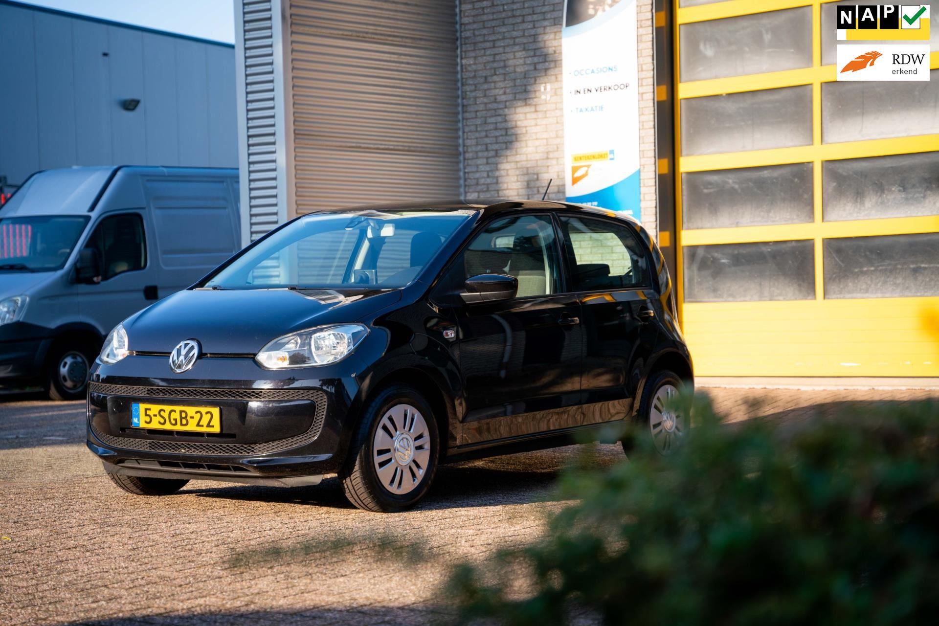 Volkswagen Up occasion - Autobedrijf de Alblas