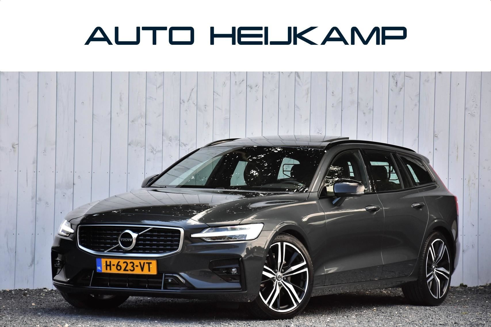 Volvo V60 occasion - Auto Heijkamp