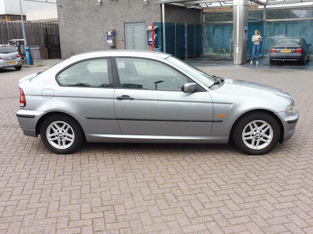BMW 3-serie Compact 316ti/bj2003/automaat/airco/VERKOCHT