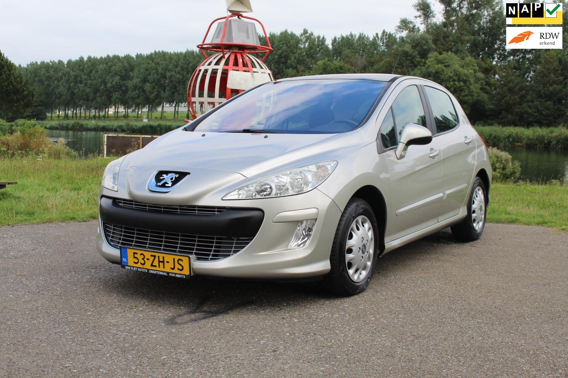 Peugeot 308 occasion - Van Vliet Auto's