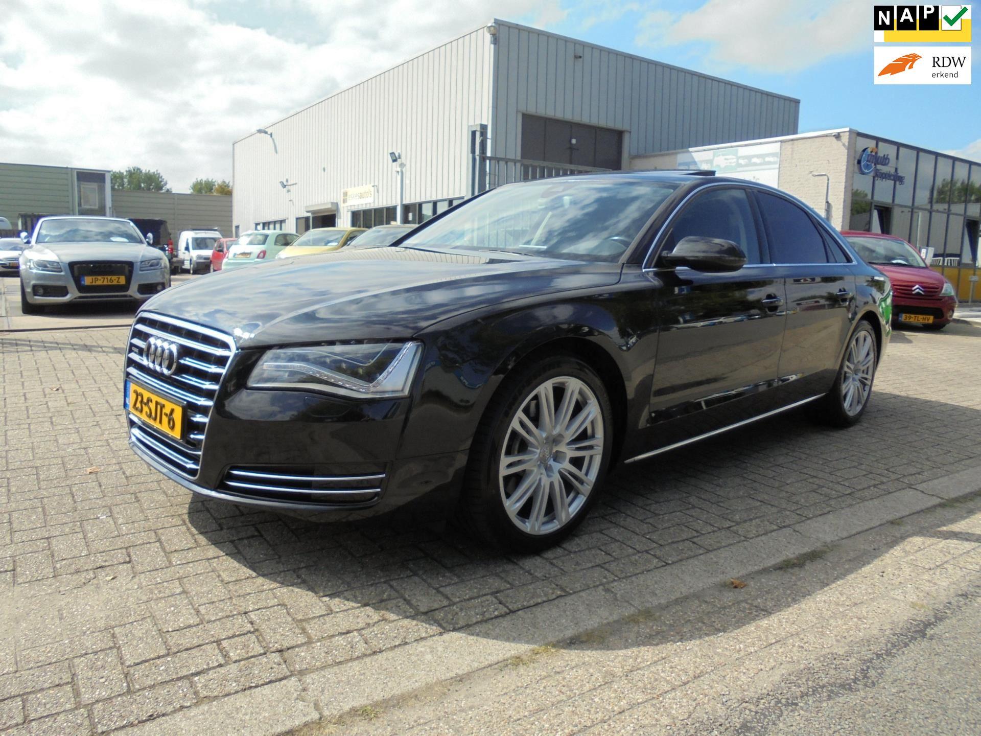 Audi A8 occasion - Eskes Auto's