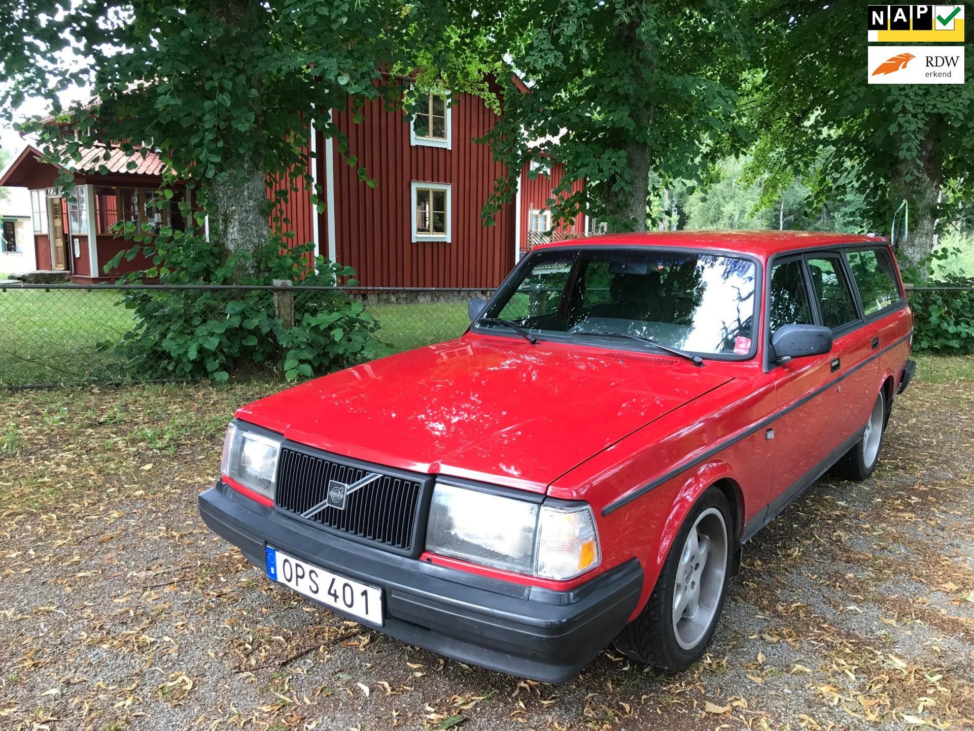 Volvo 240 occasion - Autobedrijf Schoot