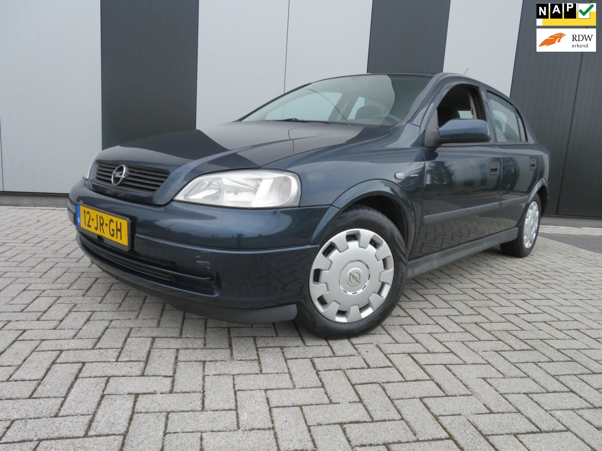 Opel Astra occasion - FR Cars