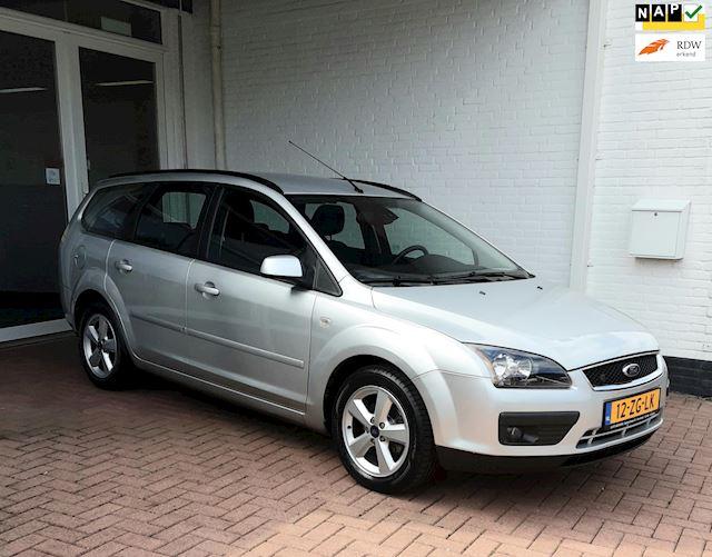Ford Focus Wagon occasion - Auto Beckers V.O.F.
