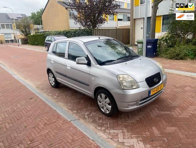 Kia Picanto AUTOMAAT / 119.000 NAP / Mooie en nette auto
