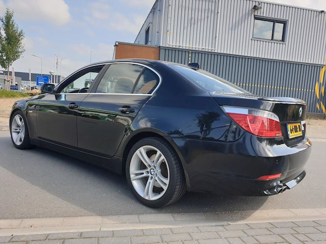 BMW 5-serie 525i Executive Automaat Leder Clima Xenon Youngtimer
