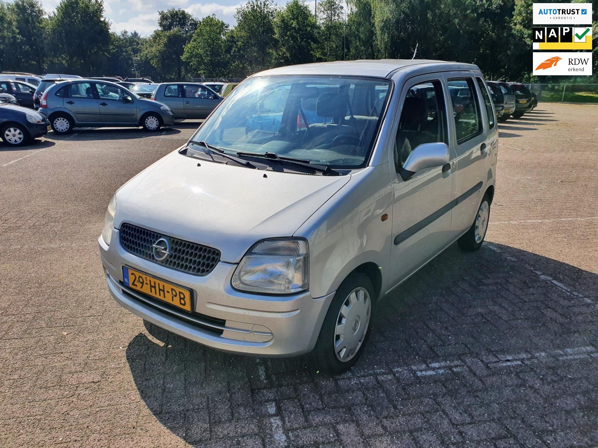 Opel Agila occasion - Andreas Auto's