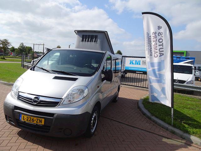Opel VIVARO-2 2.0CDTI/66KW-E4 2.7T L1H1 buscamper
