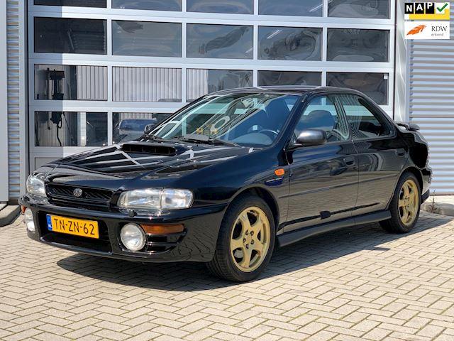 Subaru Impreza 2.0 GT AWD Turbo 555 Limited bj.1998 41000km 1e eig.