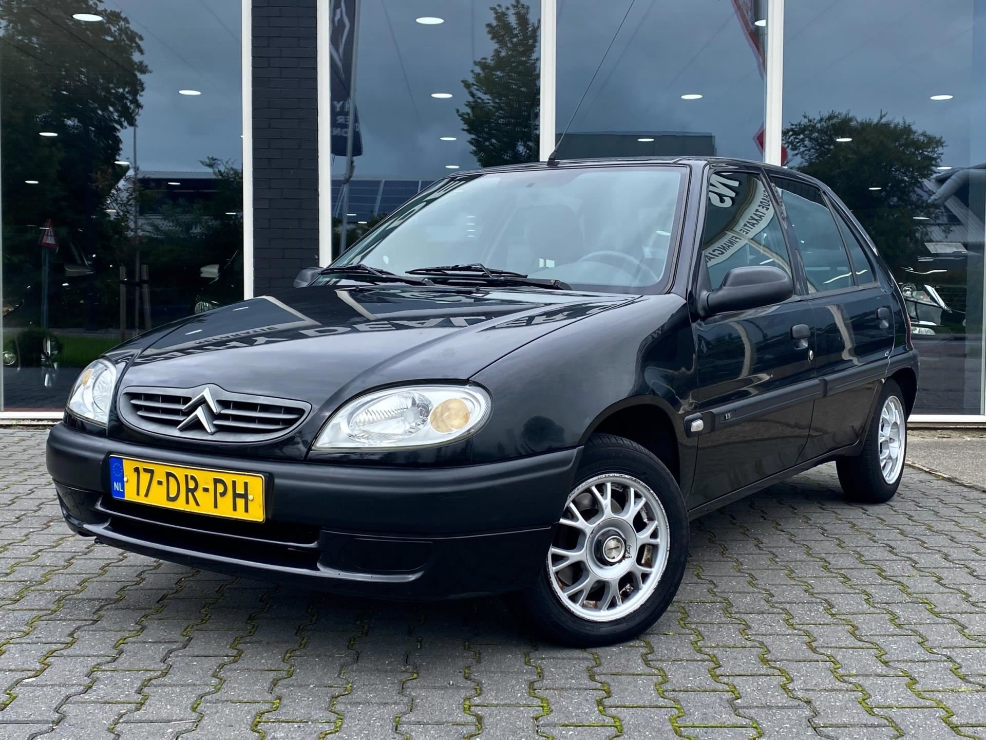 Citroen Saxo occasion - Cathy Dealer Occasions