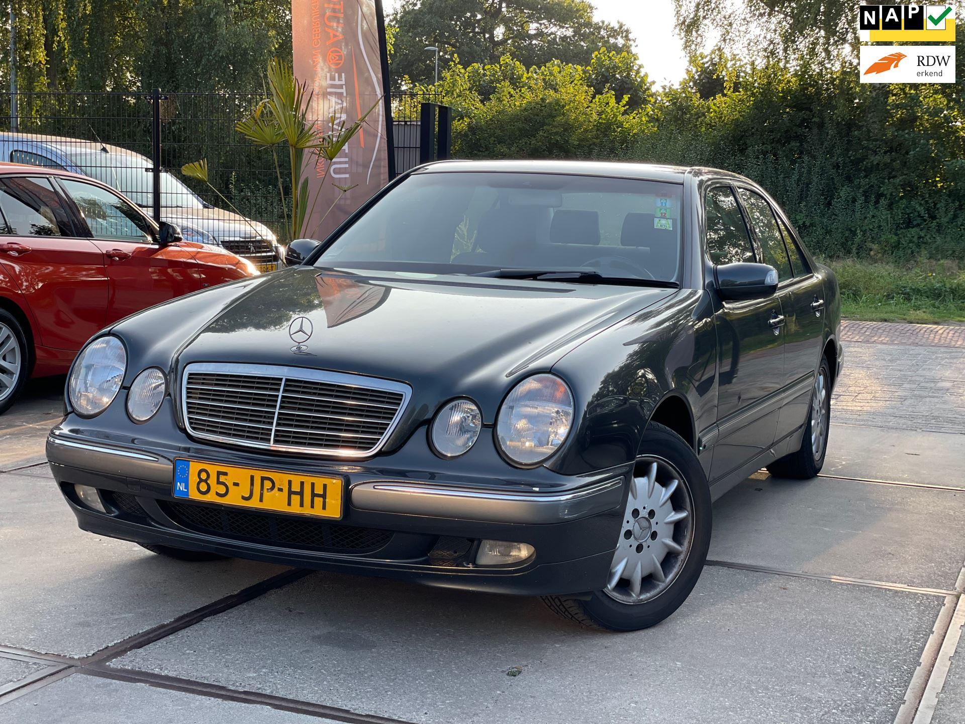 Mercedes-Benz E-klasse occasion - Ultimate Auto's B.V.