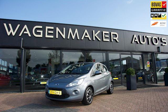 Ford Ka 1.2 Titanium Airco|Electr pak|Mooie wagen!