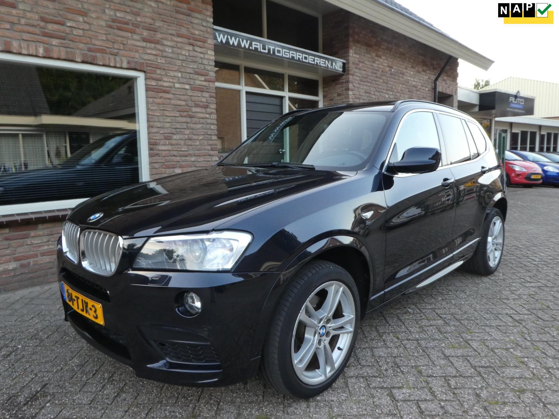 BMW X3 occasion - Auto Garderen