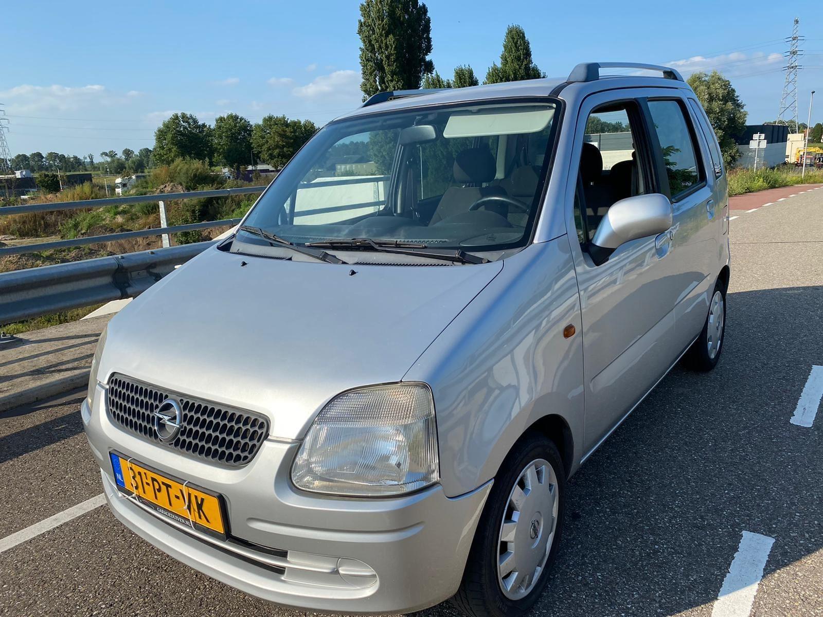 Opel Agila occasion - Gelderland Cars B.V.Zutphen