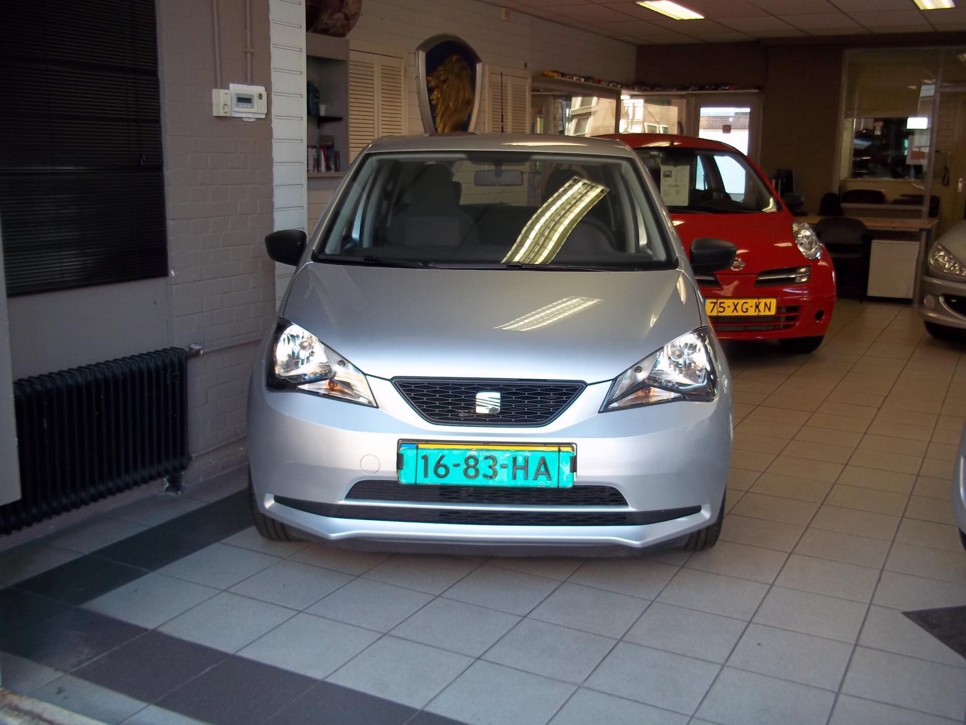 Seat Mii occasion - Auto Noord B.V.