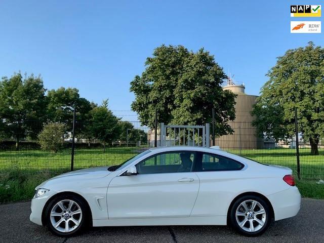 BMW 4-serie Coupé occasion - Autobedrijf Neervoort