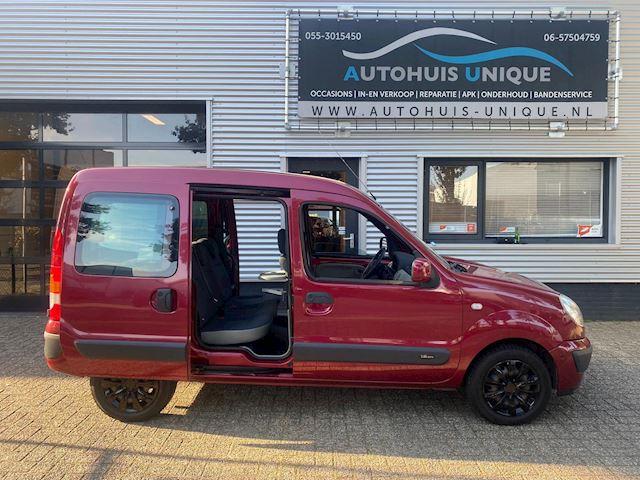 Renault Kangoo 1.6-16V Expression Luxe, Airco, 2x schuifdeur!!