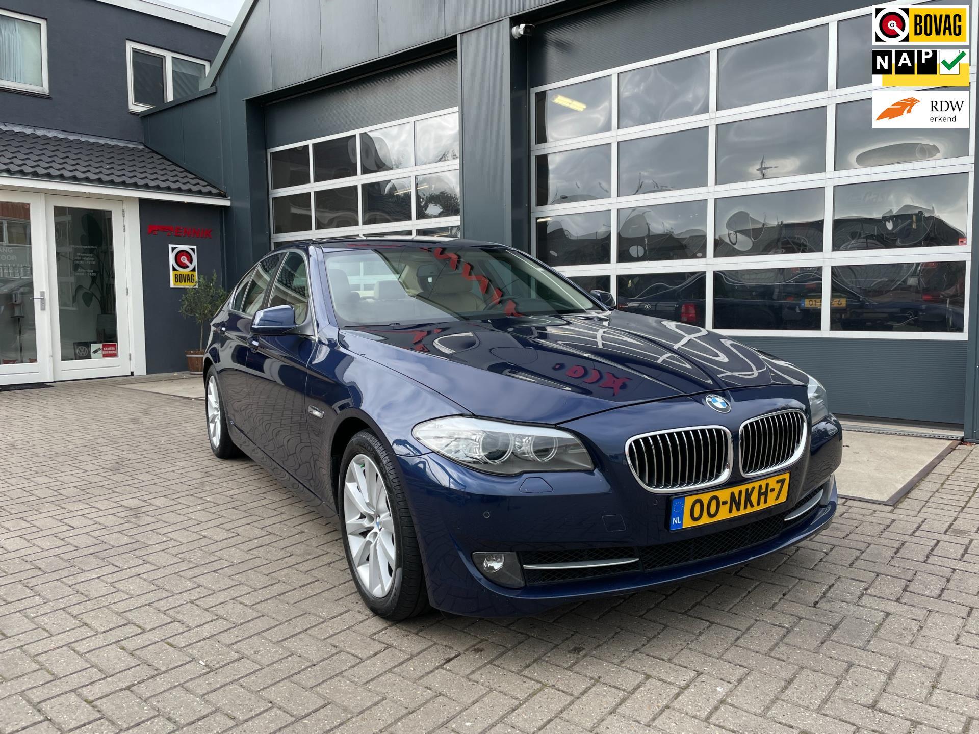 BMW 5-serie occasion - Ennik Autobedrijf