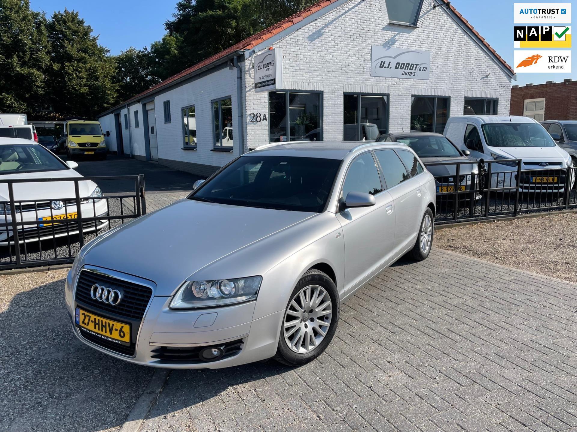 Audi A6 Avant occasion - U.J. Oordt Auto's
