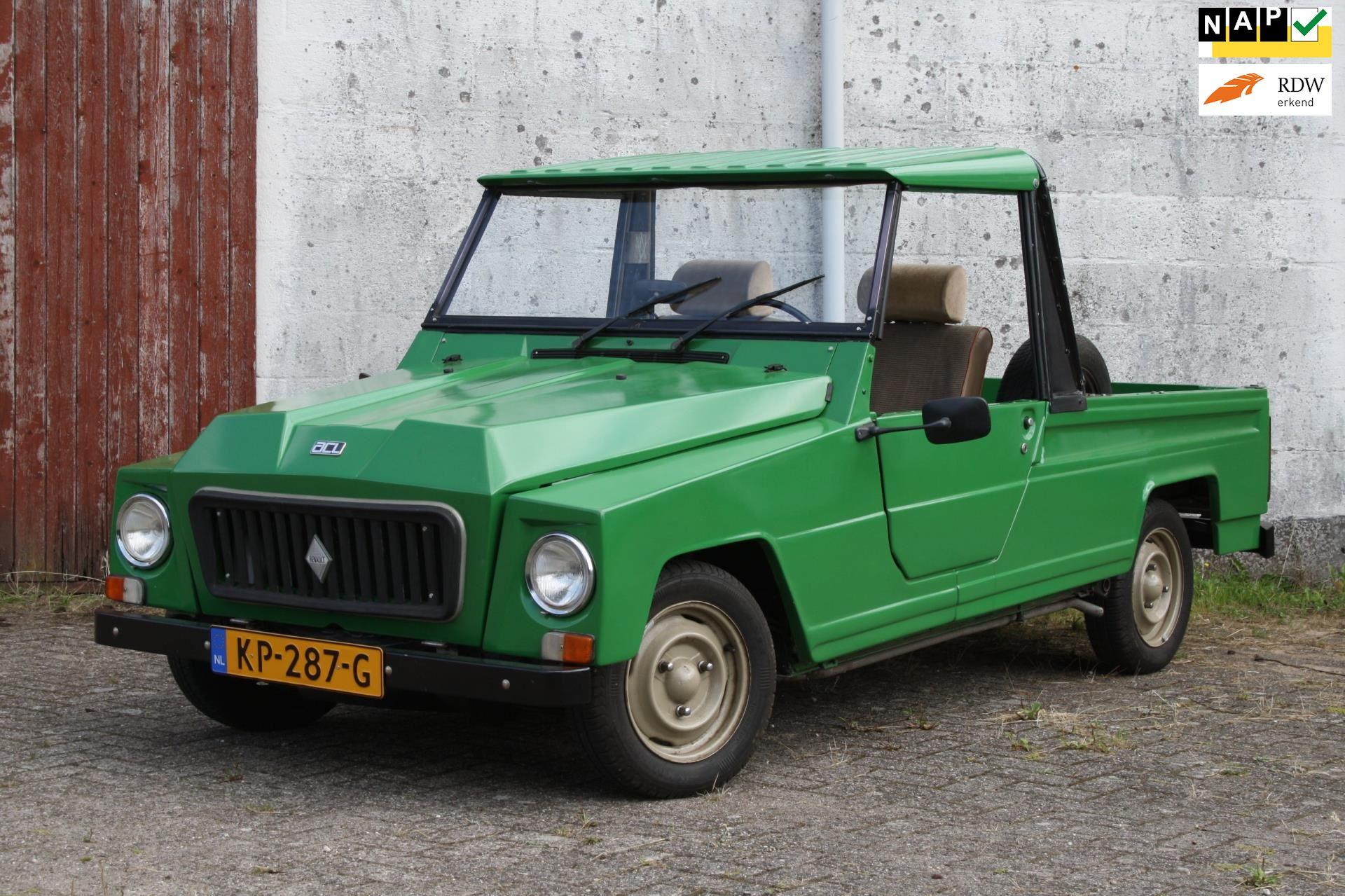 Renault Rodeo occasion - Voorwaerts