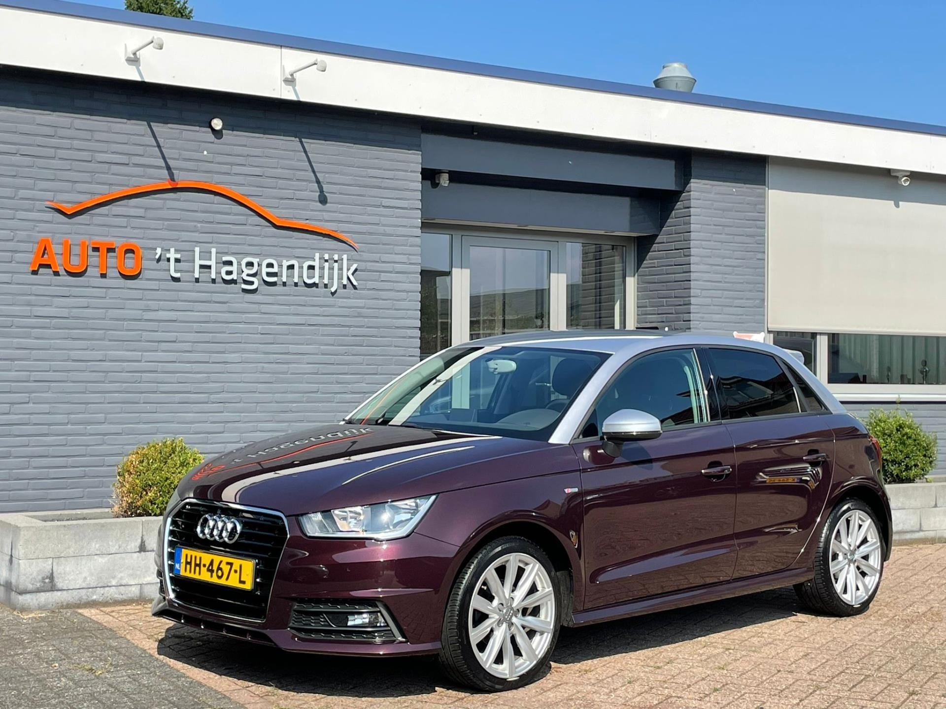 Audi A1 Sportback occasion - Auto 't Hagendijk