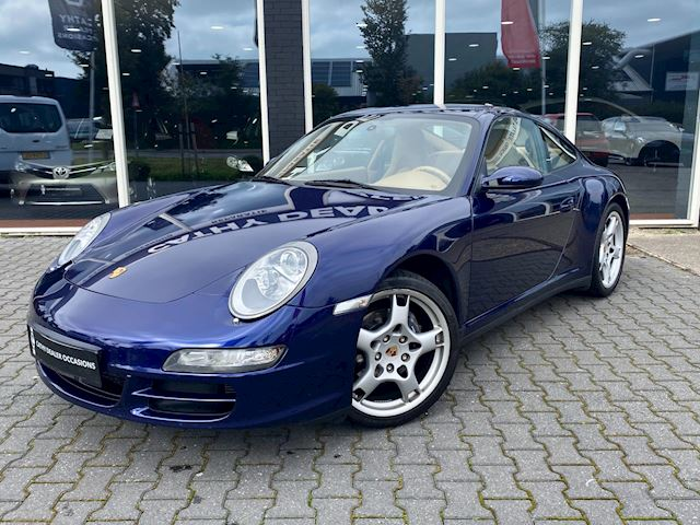 Porsche 911 3.6 Carrera 4 Automaat