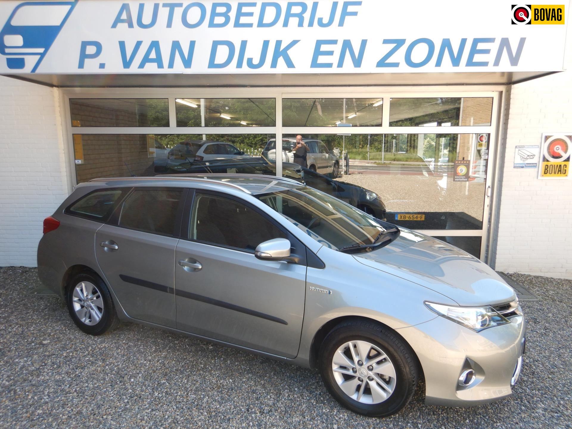 Toyota Auris Touring Sports occasion - Autobedrijf P. van Dijk en Zonen