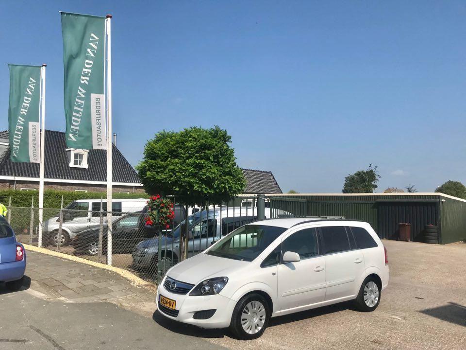 Opel ZAFIRA occasion - Van der Weijden Bedrijfsauto's