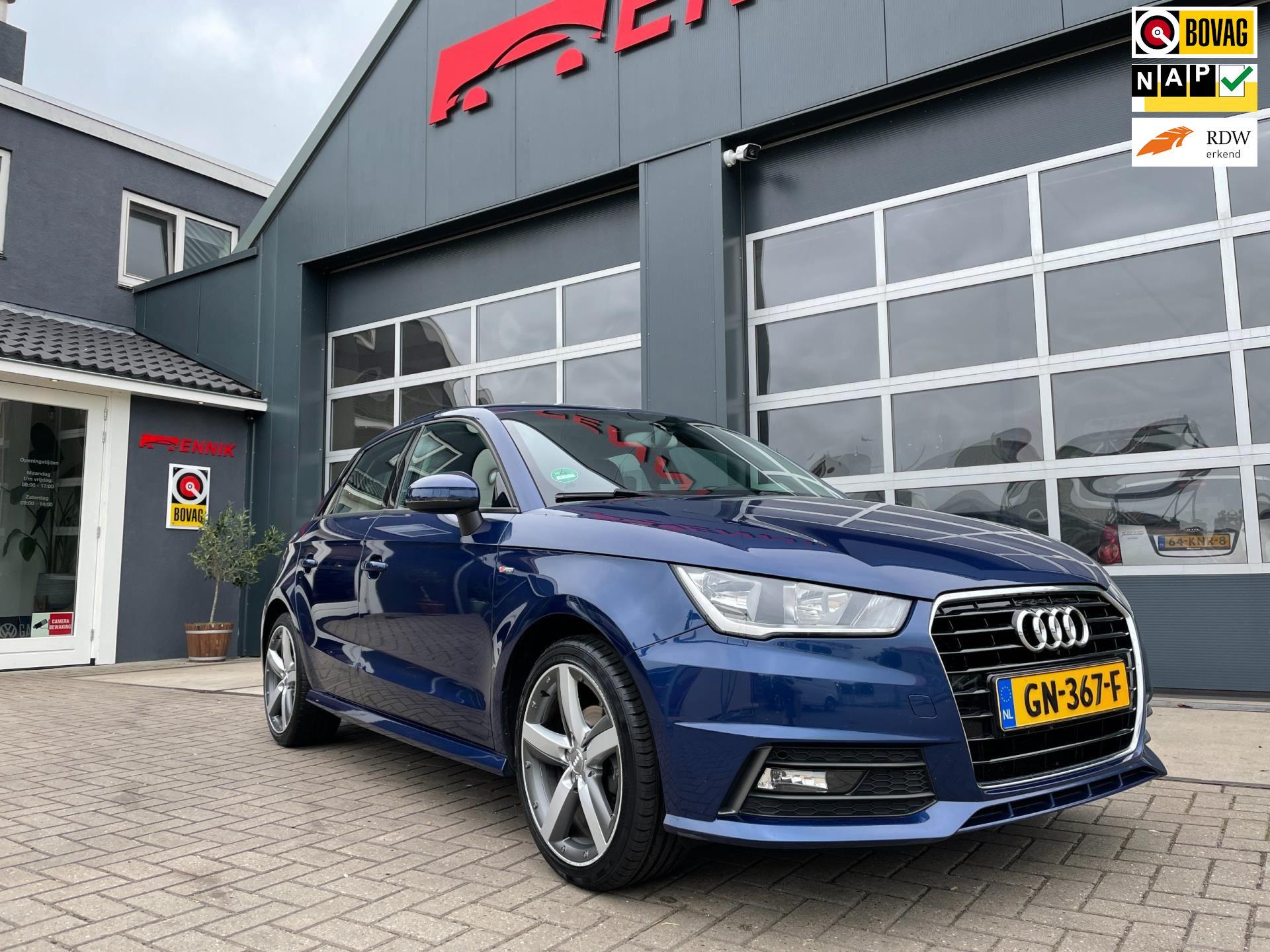 Audi A1 Sportback occasion - Ennik Autobedrijf