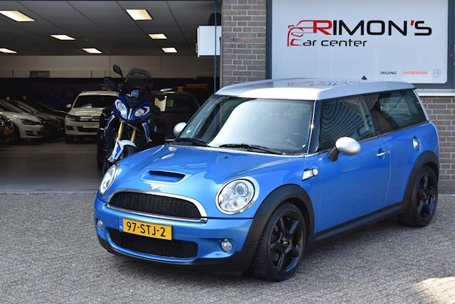 Mini Mini Clubman 1.6 Cooper S Navi Leder Nieuwe Apk
