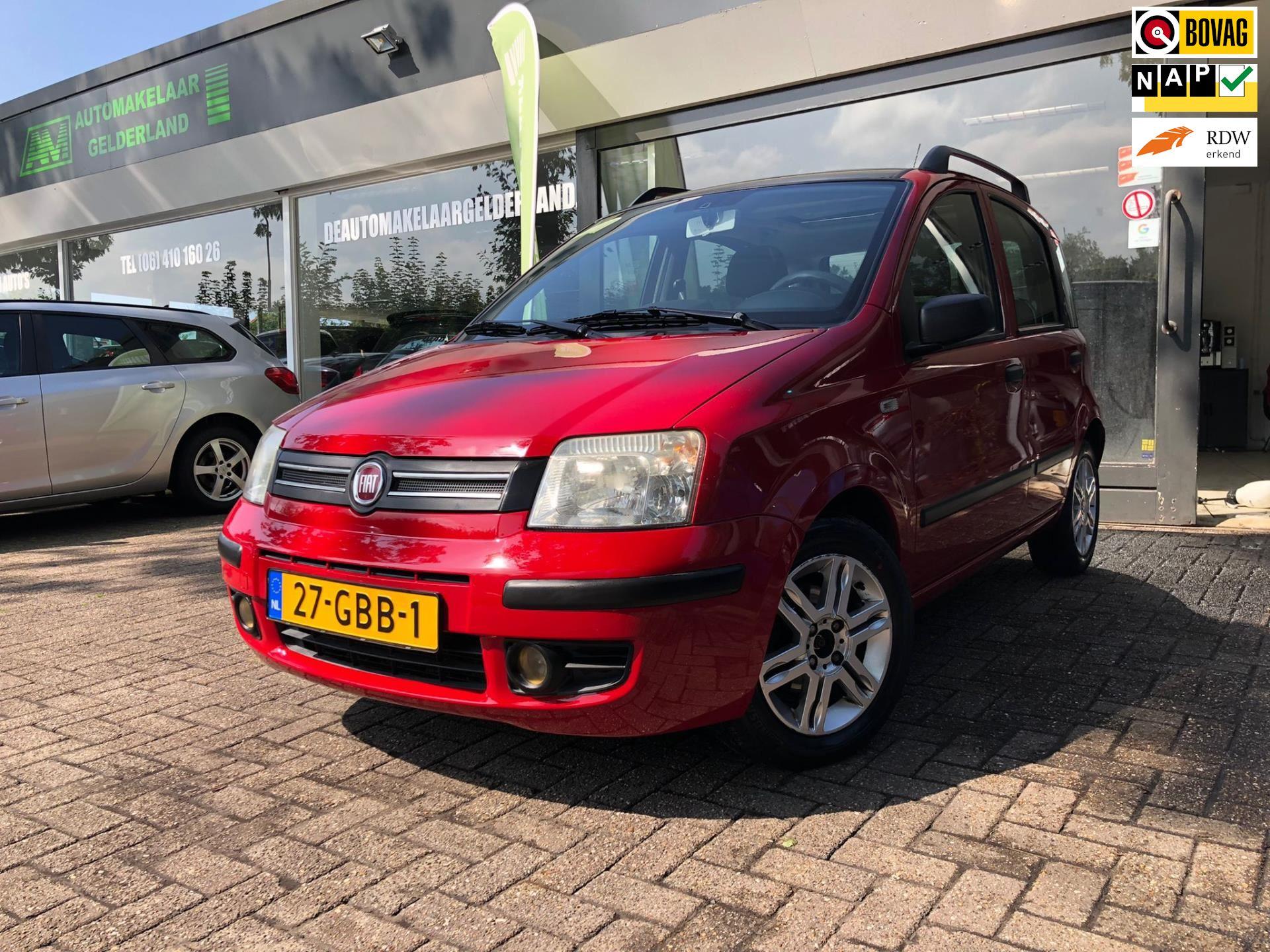 Fiat Panda occasion - De Automakelaar Gelderland