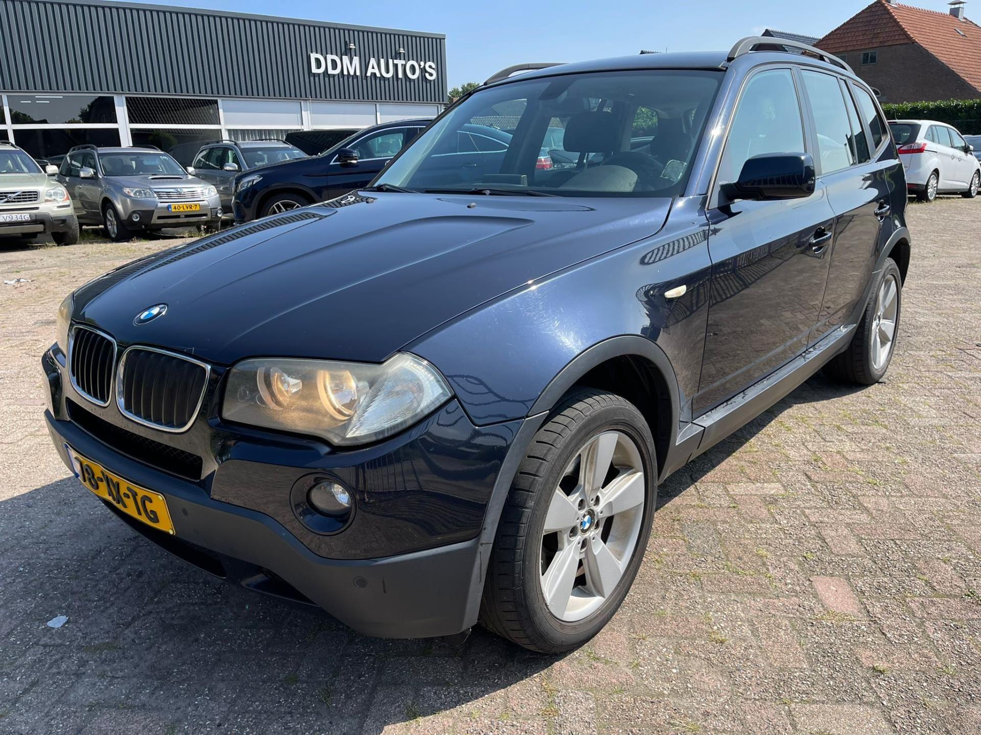 BMW X3 occasion - DDM Export B.V.