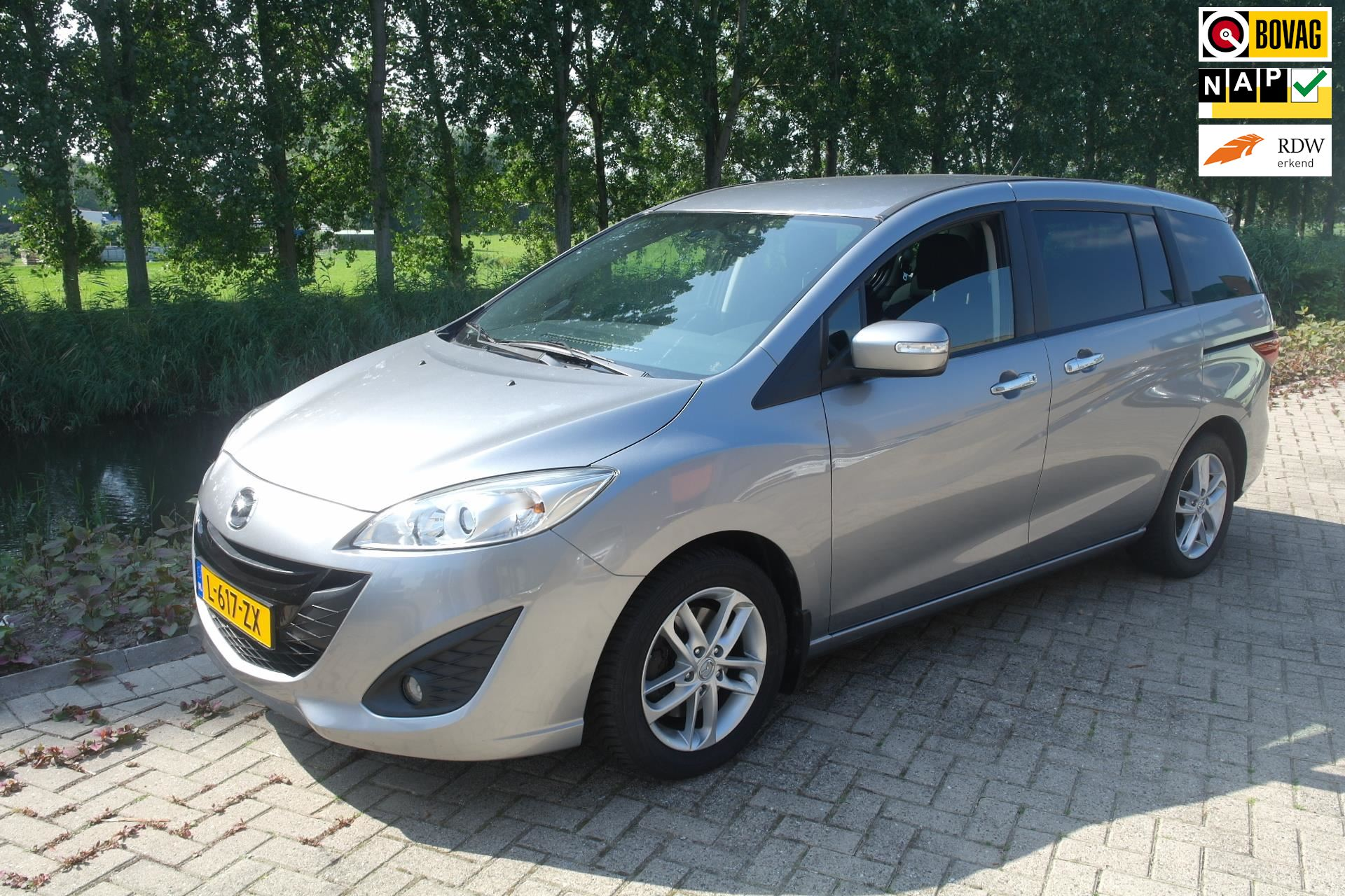 Mazda 5 occasion - Wolters Autohandel