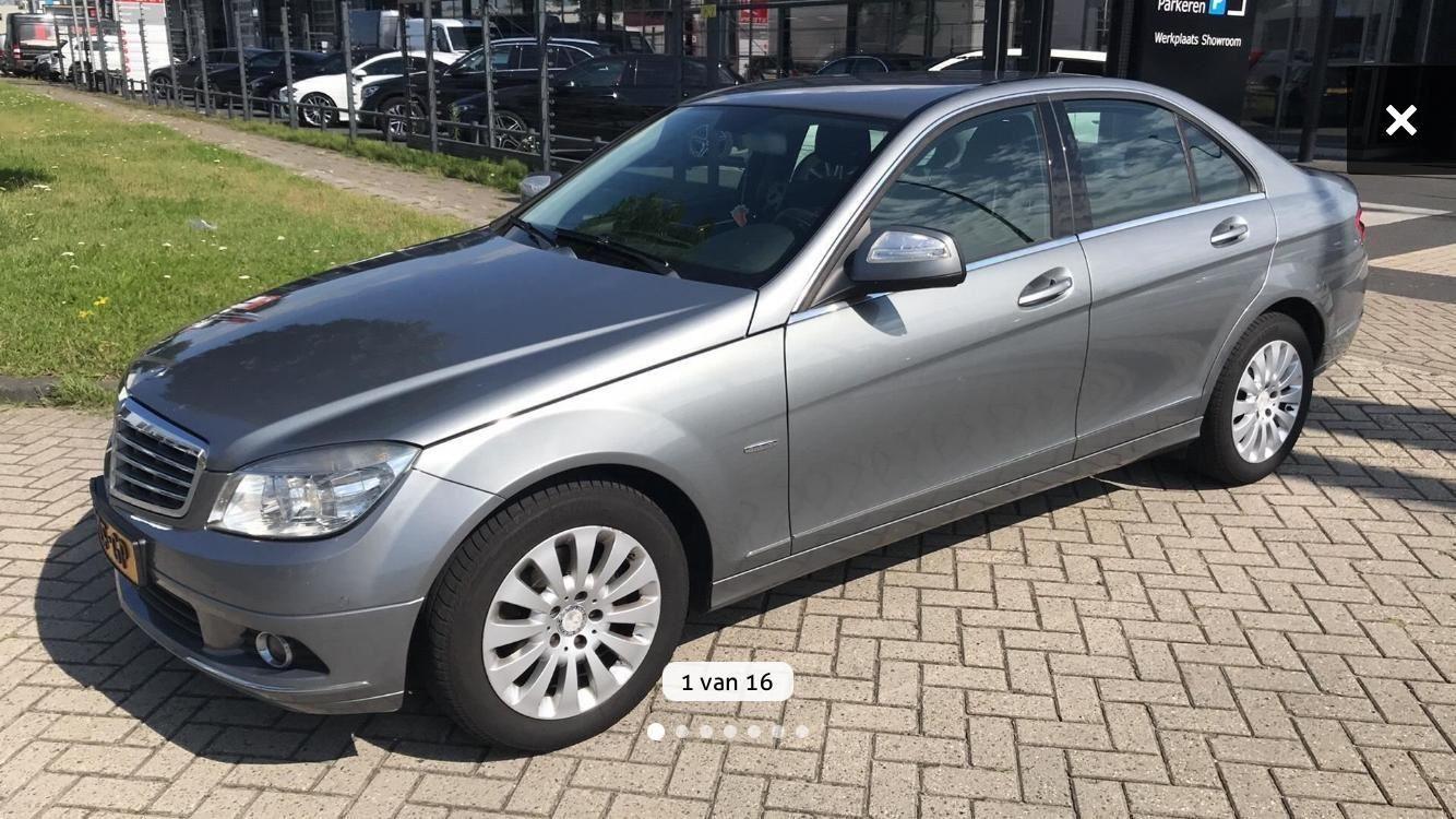 Mercedes-Benz C-klasse occasion - DDM Export B.V.