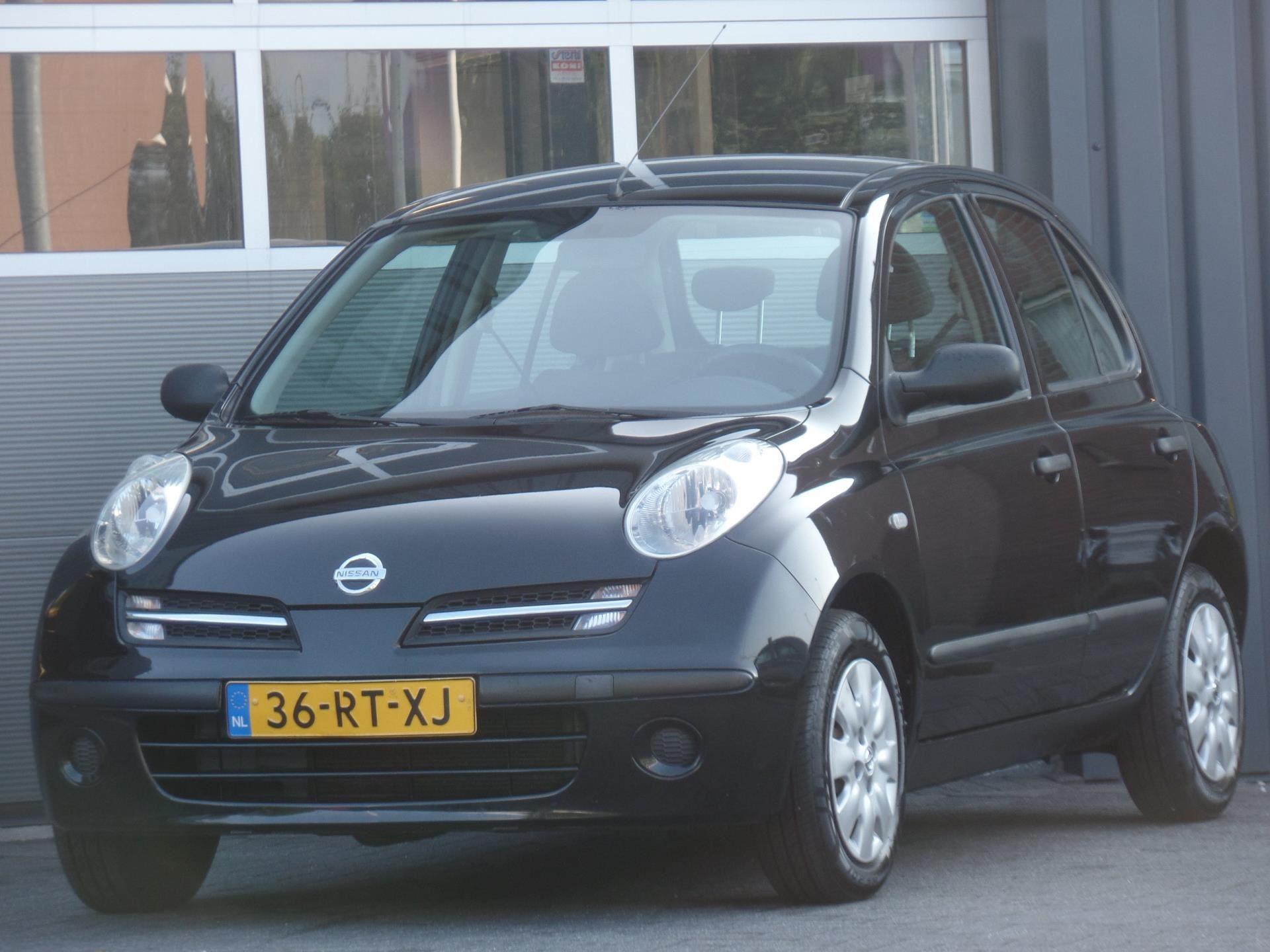 Nissan Micra occasion - Auto Veldzicht