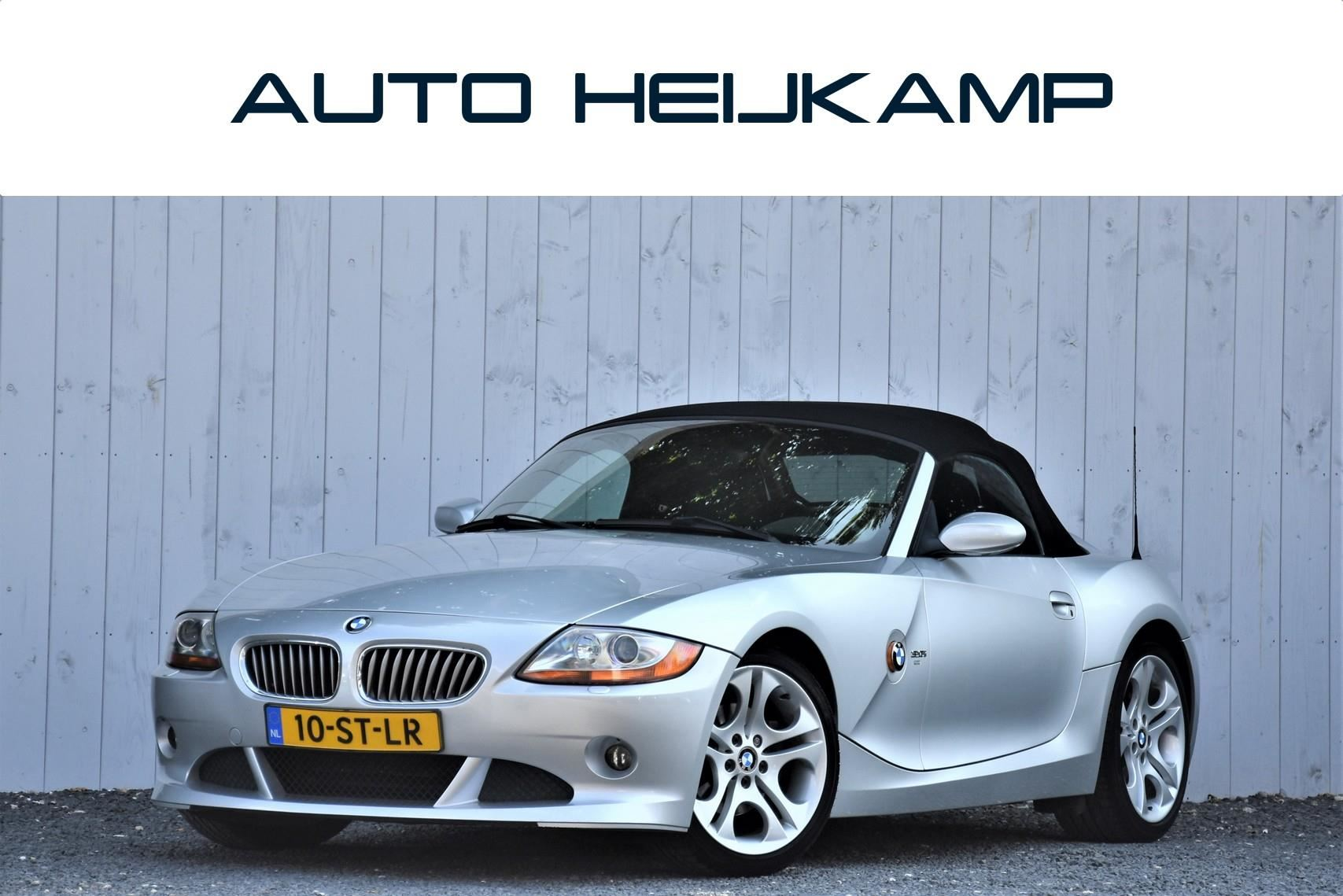 BMW Z4 Roadster occasion - Auto Heijkamp