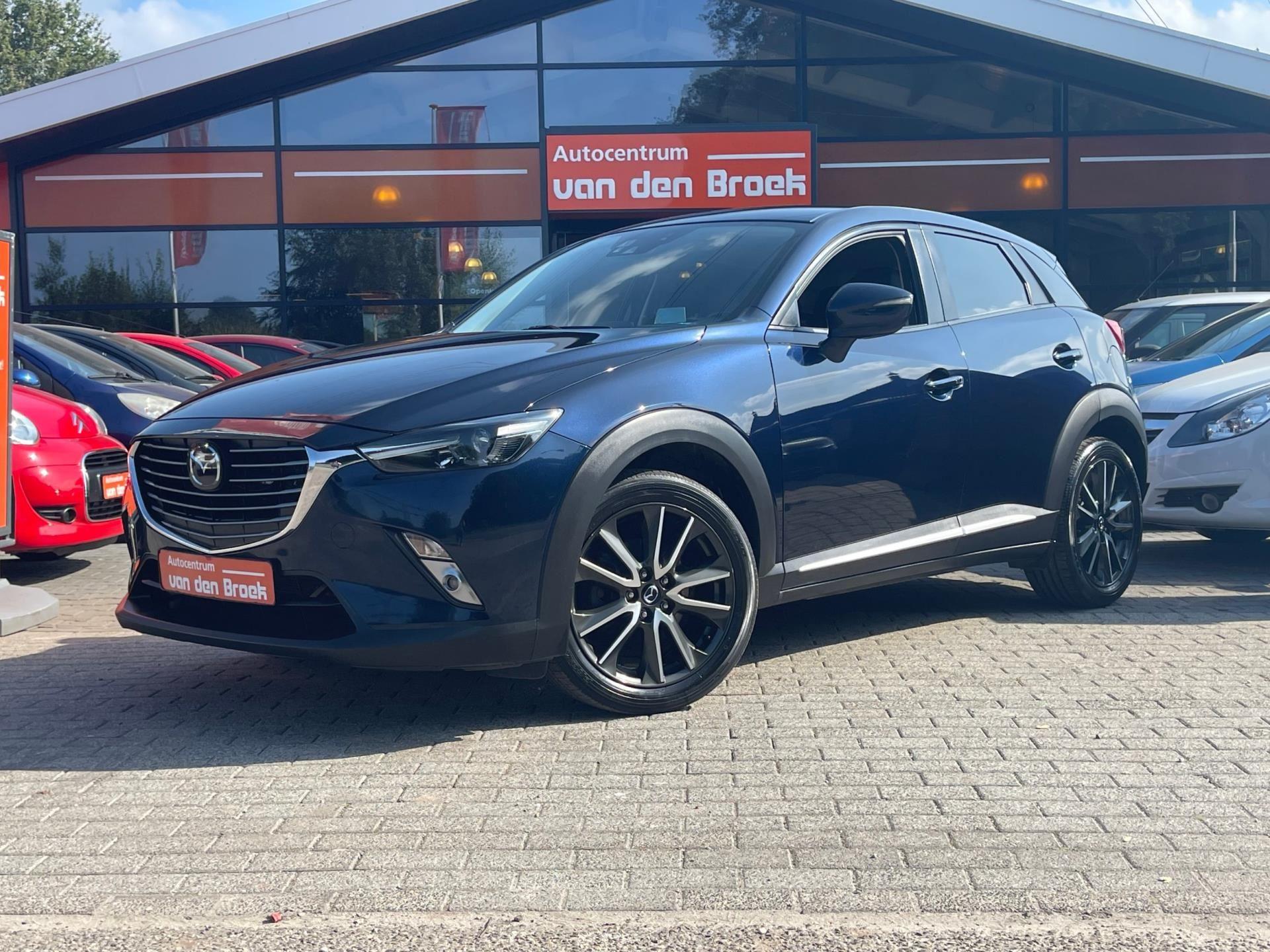 Mazda CX-3 occasion - AutoCentrum A. van Den Broek