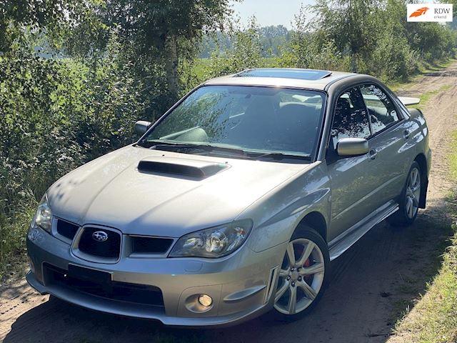 Subaru Impreza 2.5 WRX Turbo AWD SL