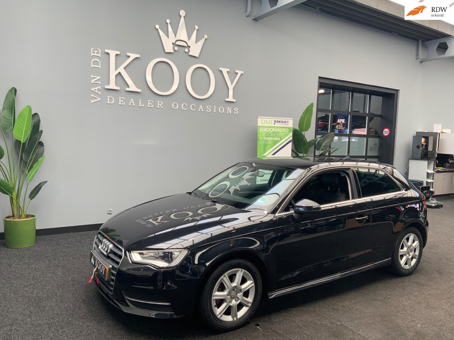 Audi A3 occasion - Van De Kooy Dealer Occasions Opmeer