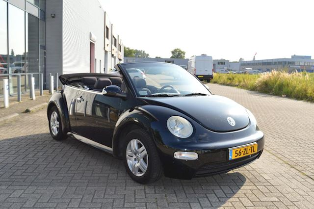 Volkswagen New Beetle Cabriolet 1.6 bj03 cabrio LPG-G3