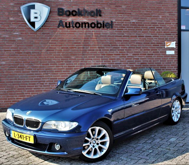 BMW 3-serie Cabrio 325Ci incl EUR 2000,- onderhoud, Glascoating, Youngtimer
