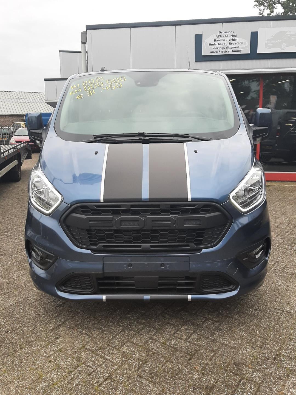 Ford Transit Custom occasion - Rob v/d Heuvel Auto's