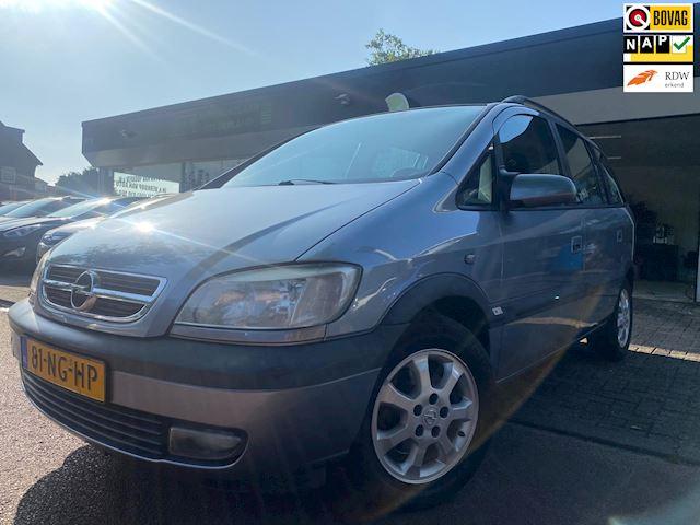 Opel Zafira 1.8-16V Elegance Automaat/Clima/Cruise/ 7pers