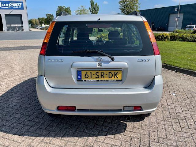Suzuki Ignis 1.3-16V GLS