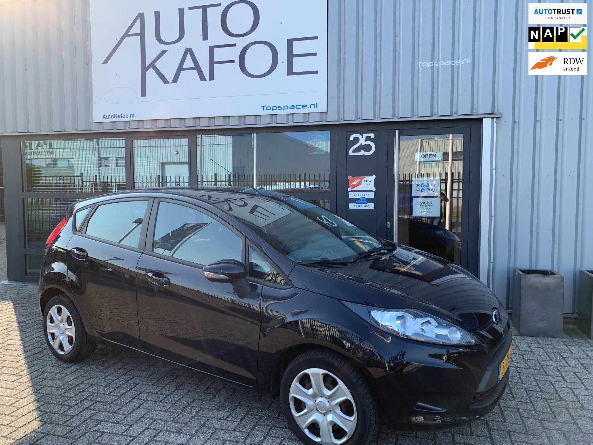 Ford Fiesta occasion - AutoKafoe v.o.f.