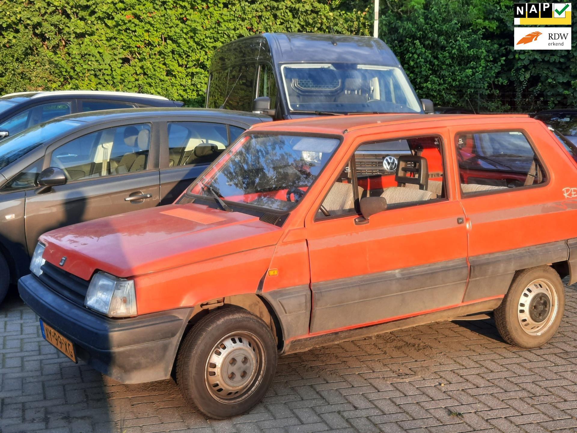 Seat Marbella occasion - Autobedrijf T. van Noort