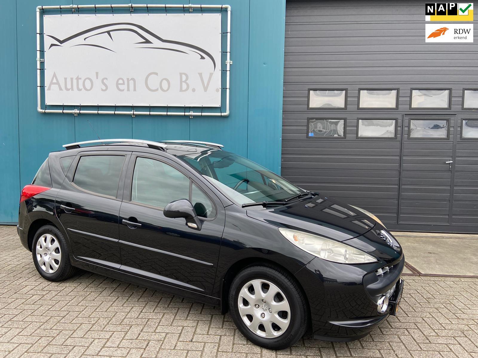 Peugeot 207 SW occasion - Auto's en Co B.V.