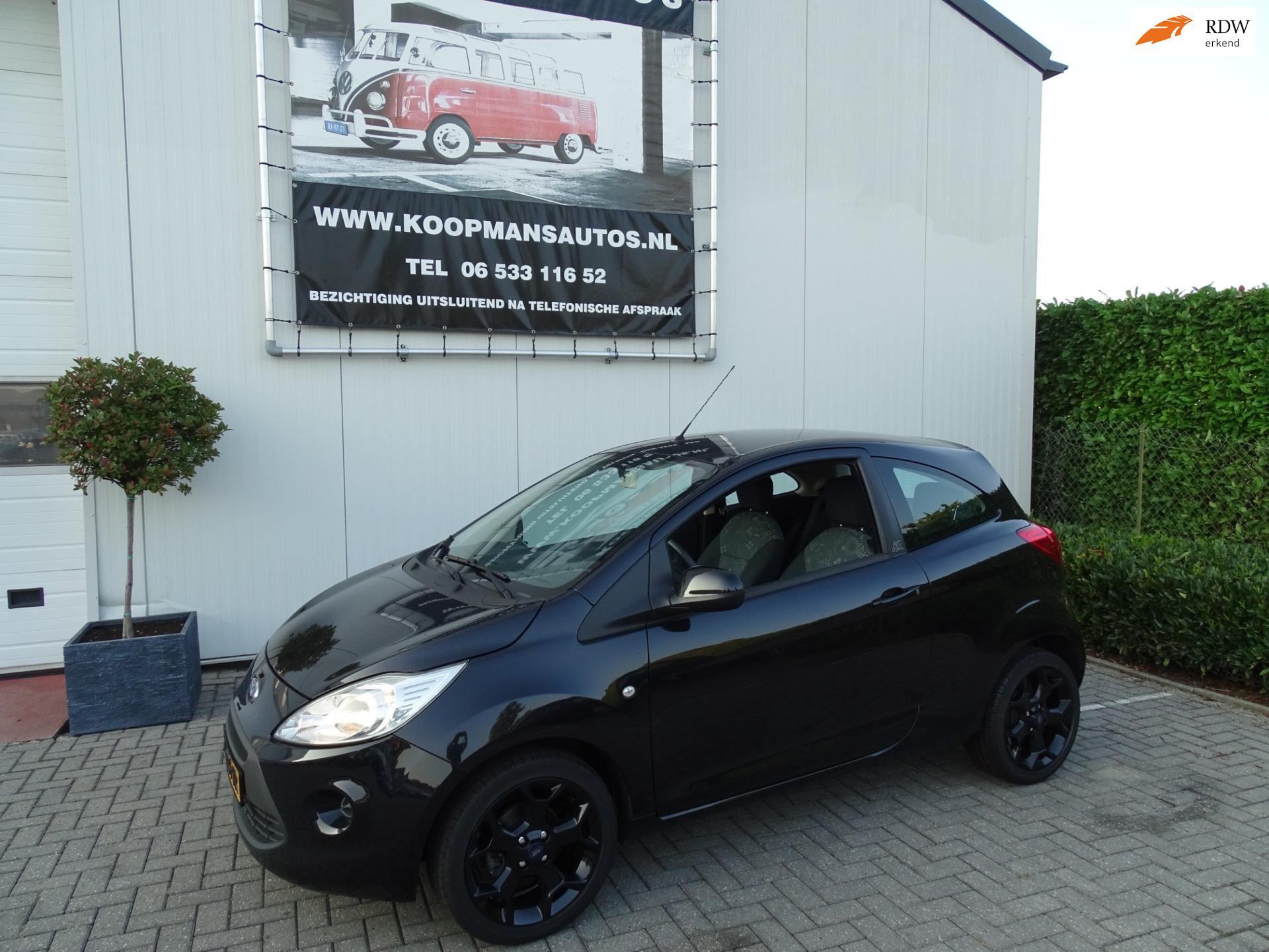 Ford Ka occasion - Koopmans Auto's
