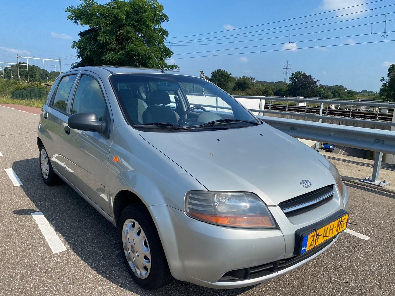 Daewoo Kalos occasion - Gelderland Cars B.V.Zutphen